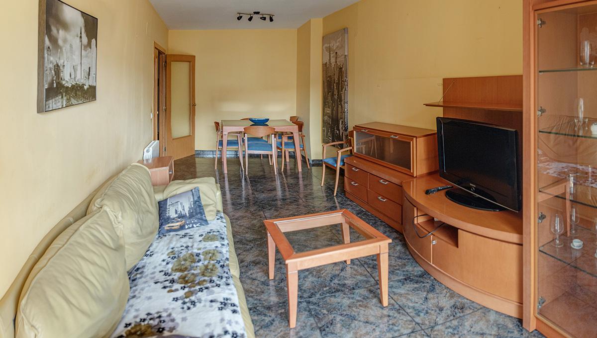 Apartament Med (Fenals)