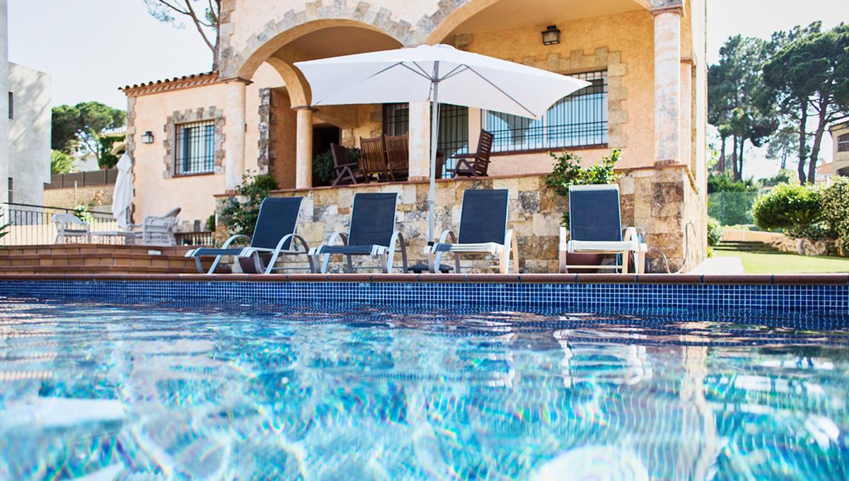 Excellent villa with tourist license in Lloret de Mar