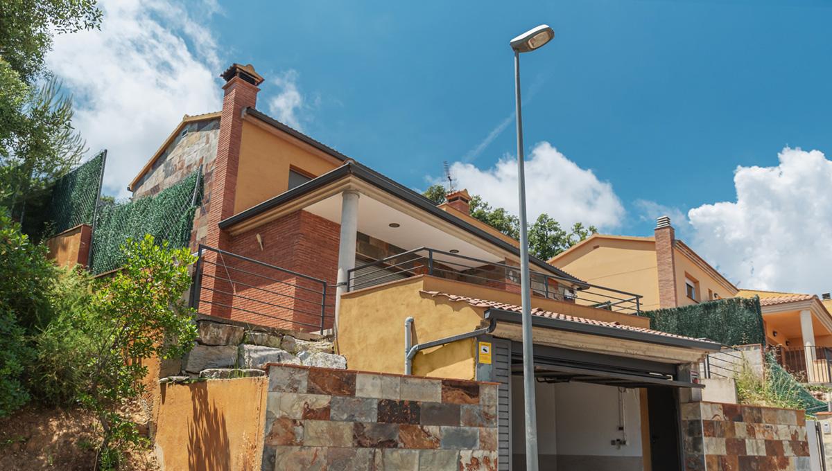 Casa unifamiliar en Pinares (Lloret de Mar)