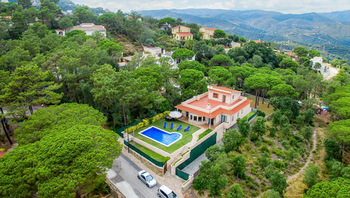 Villa Albres (tourist license)